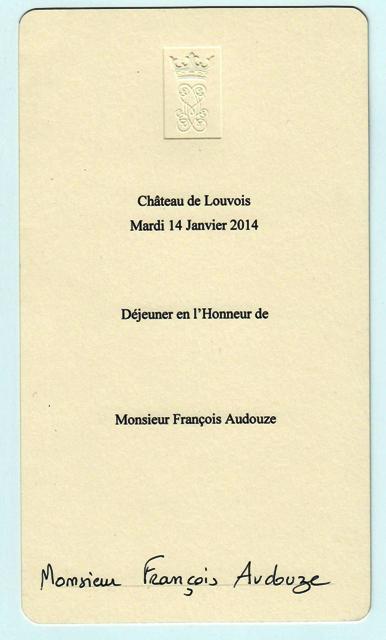 déjeuner Laurent Perrier 140114 A 001