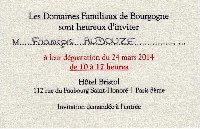 DOMAINES FAMILIAUX DE BG 001