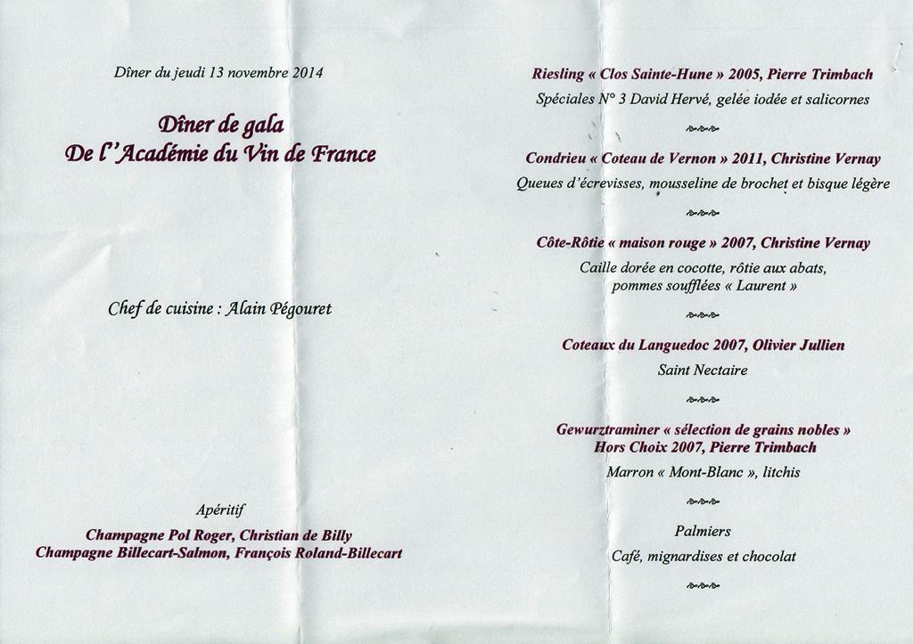 ACADEMIE DU VIN DE FRANCE 141113 001
