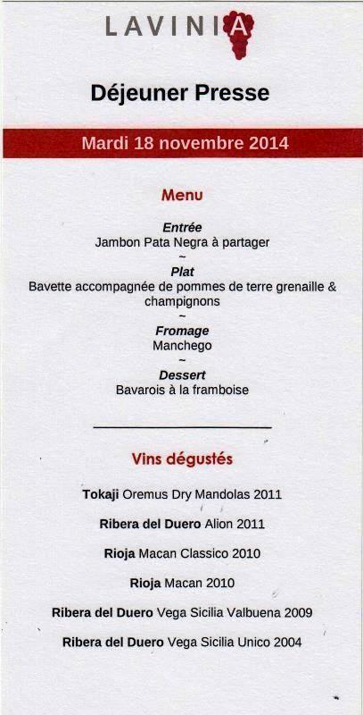 déjeuner Lavinia 141118 001