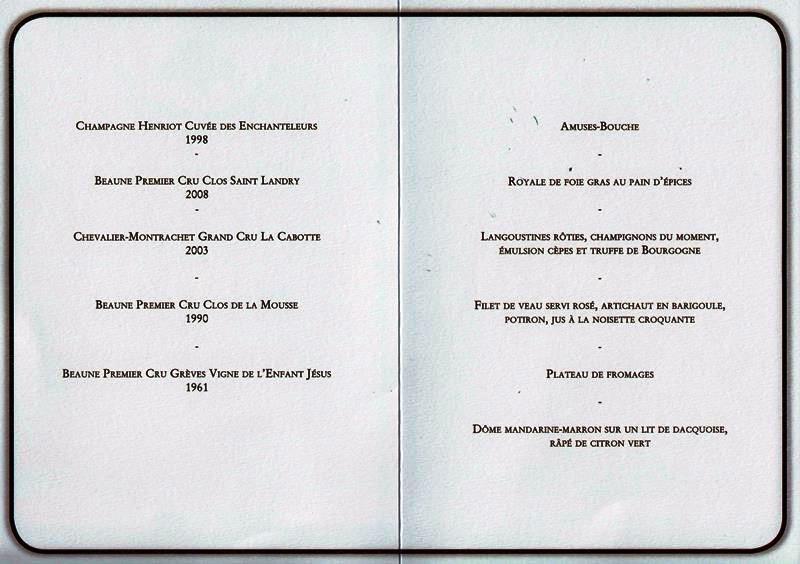 dîner chateau de Beaune 141115 A 001