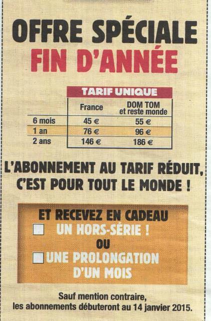 abonnement Charlie Hebdo 001 - Copie