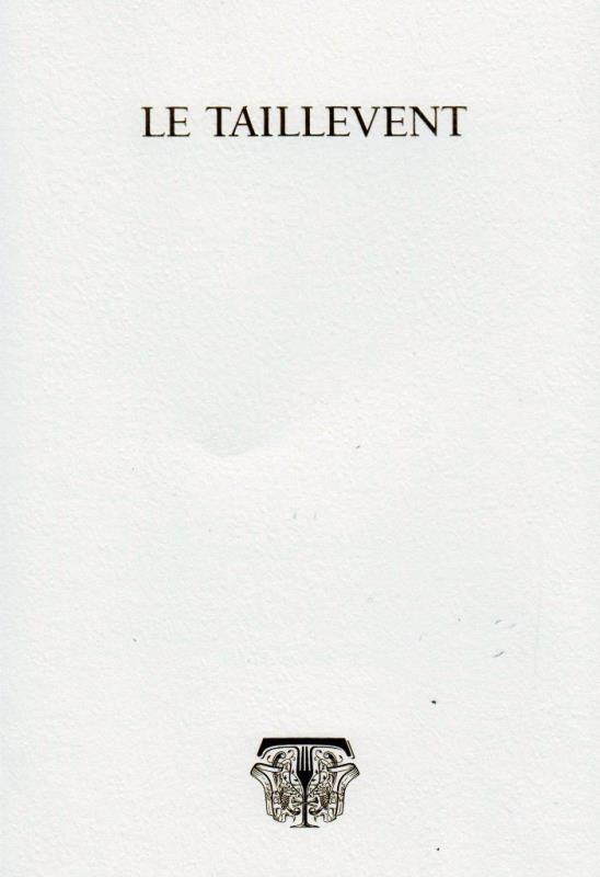 MENU TAILLEVENT 150326 001